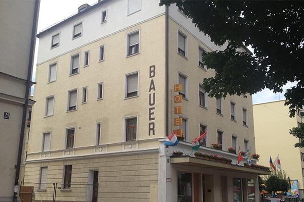 Hotel Bauer Munchen Malerfachbetrieb Eder